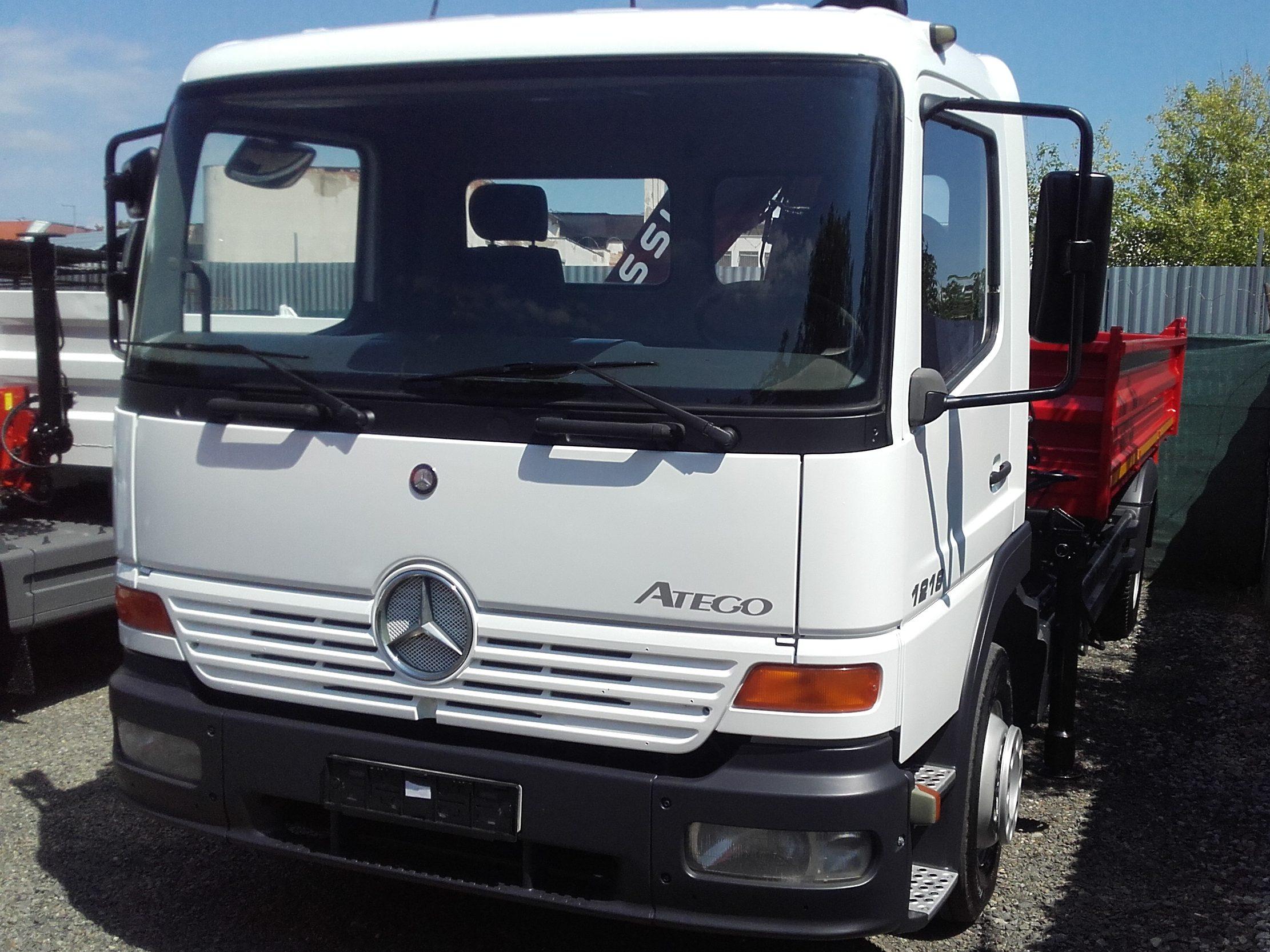 Mercedes-Benz 1218 ATEGO